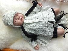 Io credo * * IN * ANGELS martedì's Child Matinee Cappotto impostato per un neonato / RINATO BABY