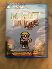 Mutant Mudds Deluxe #53 Sony PS4 PlayStation Vita Limited Run Games Sealed New