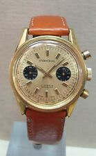 Vintage Mirexal Chronograph Hand Winding Watch - cal. Valjoux 7733