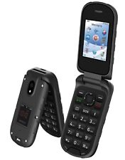 Plum Ram 8 - Unlocked Rugged Flip Phone 3G GSM IP68  ATT Tmobile Metro Cricket