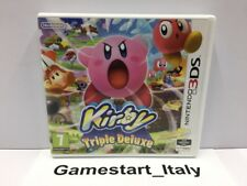 KIRBY TRIPLE DELUXE - NINTENDO 3DS - VIDEOGIOCO USATO - PAL