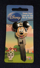 Disney Mickey Mouse House Key Blanks KW1/66 Mickey Mouse Clubhouse