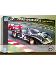 1/12 FORD GT40 LE MANS 1966 WINNER TRUMPETER McLAREN AMON MILES HULME for TAMIYA