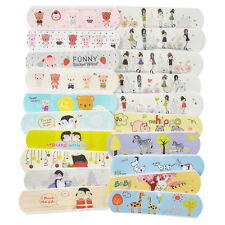 Variety Pattern Bandages Lovely Cartoon Band Aid For Children Kid Easy to  U,fr