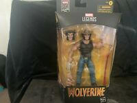 "Marvel Legends 6"" 80th Anniversary Cowboy Wolverine Hasbro IN STOCK!"
