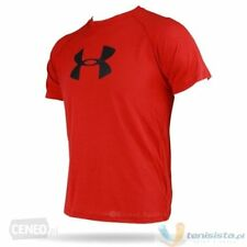 Under Armour Boys Tech™ Short Sleeve T-Shirt red medium youth 1203507 REDUCED