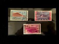 Umm al-Quwain - Stamps Set of 3 - Vintage Historical Stamps- Collectors Stamps