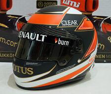 2013 Kimi Raikkonen Lotus Renault 1/2 Scale Bell Mini Helmet Casque