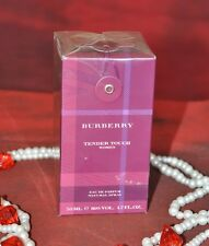 BURBERRY TENDER TOUCH WOMEN EDP 50ml., DISCONTINUED VERY RARE, NEW, SEALED