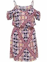 68/4 NEU JDY by ONLY Damen kurzes Sommer Kleid jdyTATE S/S DRESS WVN  Gr. 38 / M