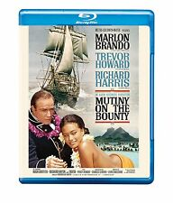 MUTINY ON THE BOUNTY (1962 Marlon Brando)   Blu Ray - Sealed Region free for UK
