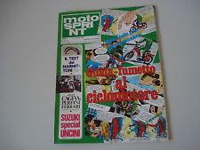 MOTOSPRINT 45/1980 MOTOBECANE 51 SUPER/TM 125/MARMITTE FIGAROLI/AMMORTIZZATORI