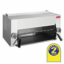 Salamander Grill Natural Gas 910x500x460mm Thor Commercial Kitchen Equipment