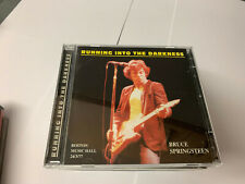 Bruce Springsteen E-Street Band Running Into The Darkness  ES-19/20 RARE 2 CD