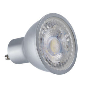 (Pack of 4) Kanlux Dimmable GU10 Bulb/Lamp 7.5W 6500K Cool White 24665