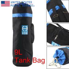 Porable 9L Carbon Fiber Air Tank Cylinder Pcp Paintball Diving Backpack Bag Usps