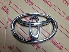 7531160090 GENUINE TOYOTA 4RUNNER FRONT GRILLE EMBLEM 2002 75311 60090 NEW