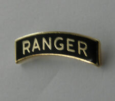 US ARMY RANGER SMALL TAB LAPEL PIN BADGE 7/8 ths INCH