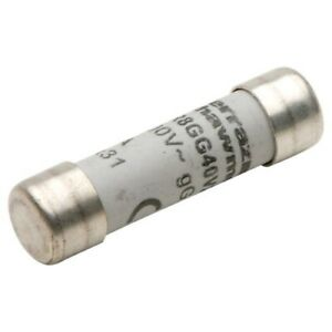 Lawson LFN10G Fuse Also Known as 10 x 38 gG Fuses 2,4,6,10,16,25,32 Amp