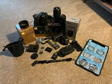 Nikon D7200 Starter Kit *Many Extras*