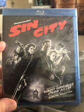 Sin City (Blu-ray Disc, 2011) Brand New