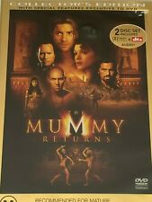 The Mummy Returns  Collectors Edition 2 disc DVD Like New