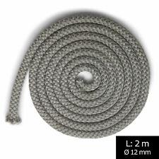 Ofendichtung passend für Hark ø 12 mm Kaminofen Türdichtung 2 m Ersatzteil
