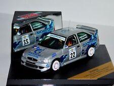FORD ESCORT WRC GAZPROM #22 NIKONENKO RALLY ACROPOLIS 1998 SKID SKM99004 1/43