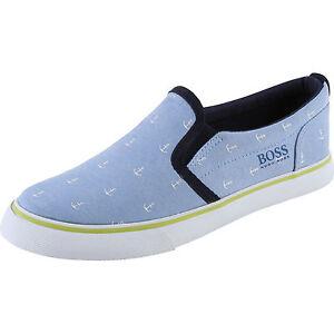 Hugo Boss Jungen Schuhe Größe34, 35, 36, 37, 38, 39, 40, 41 NEU Sommer 75 - 85 €