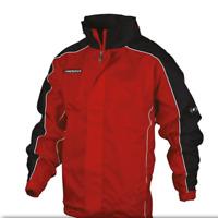 Prostar Hurricane Shower Jacket - Red/Black/White - Small
