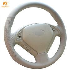 Steering Wheel Cover for Infiniti G25 G35 G37 QX50 EX25 EX35 EX37 2008-13 #IN14