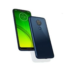 Motorola XT1955-5 Moto G7 Power 32GB Unlocked Marine Blue