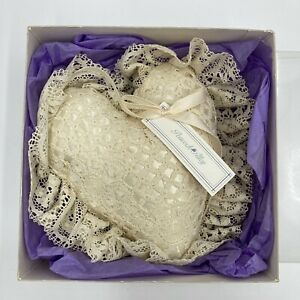 Musical Wind Up Lavender Scented Fragrance Mini Pillows Wardrobe Drawer Car