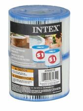 X 12  Cartouches  filtres  de SPA Gonflable Intex Pure Spa  S1 Filtration  29001
