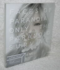 A-Mei Chang Faces Of Paranoia Only The Paranoid Survive 2014 Taiwan CD