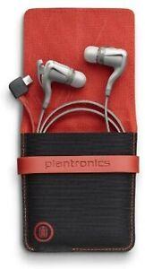 Plantronics BackBeat Go 2 Wireless Hi-Fi Earbud Headphones with Charging Case
