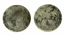pcc1840_90) Poland Polonia Sigismund  - 1/4 Thaler Ag 1623 da studio