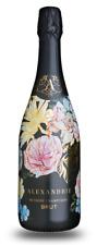 Alexandrie Sparkling Wine, California, North Coast, Brut, 6 Bottles