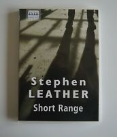 Short Range - by Stephen Leather - MP3CD - Unabridged Audiobook