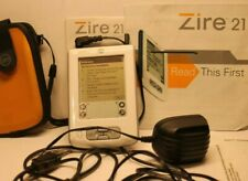 Mint! Palm Zire 21 Pocket Pc Pda Electronic Handheld Personal Organizer Warranty