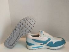 Vintage Pro Wings Sneakers Shoes Womens Size 10 80s 90s Retro Nos Blue & White