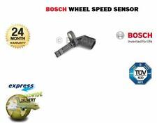BOSCH ABS WHEEL SPEED Sensor for OE: 4E09278 4E0927804D 4E0927804F 4E0 927 804 D