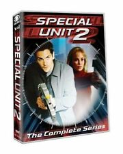 Special Unit 2 Complete Michael Landes TV Series First Second Seasons DVD Set 1
