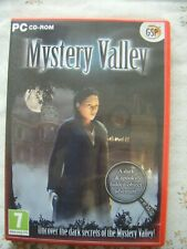Mystery Valley - PC CD - ROM - VG