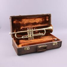 OLDS AMBASSADOR TRUMPET WITH ORIGINAL CASE (FULLERTON, CALIF.)