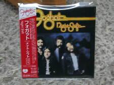 FOGHAT NIGHT SHIFT RARE OOP JAPAN MINI-LP CD