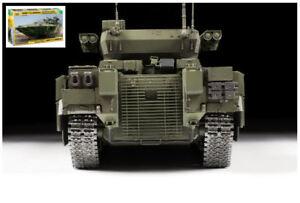"Tbmp T-15 Armée "" Russian Heavy Infantry Fighting Vehicle "" Plastique Kit 1:3 5"