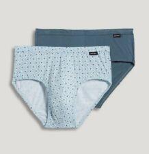 Jockey Elance Poco Men's Cotton Briefs ~ Style 1013 ~  Men's XL ~ 2 pack ~ NEW