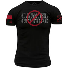 Grunt Style Cancel Culture T-Shirt - Black