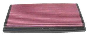 K&N 33-2539 Hi-Flow Drop in Air Filter for Citroen Fiat Peugeot *See Detail*